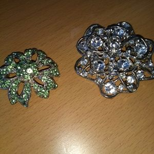 Jewelry - Vintage Brooches
